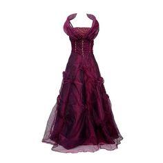 7466ad62b9 Cherlone Satin Ballgown Wedding Evening Formal Prom Full Length... ( 51).  Purple Evening DressPurple Cocktail ...