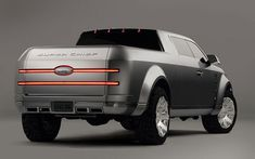 Ford Luxury Pickup | Comments (59) in Ford , Ford F-250 , Lincoln , Sources Say