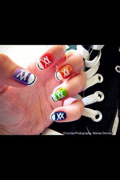 Stoere nagels