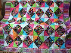 diamond quilt 2 | Flickr - Photo Sharing!