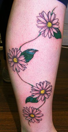 daisy tattoo designs for women | post navigation daisy tattoo 55 daisy tattoo 57