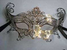 I want to go to a masquerade