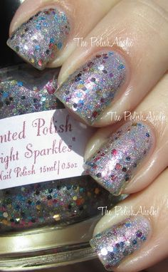 Enchanted Polish Starbright Sparkles