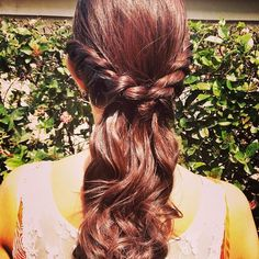 Inverted Braid Ponytail - Hairstyles How To