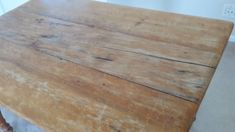 Yellowwood table | Somerset West | Gumtree Classifieds South Africa | 228618637