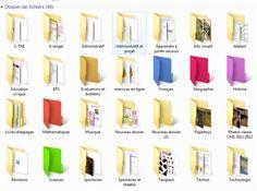 Logiciel : coloriser ses dossier sous windows : Folder Colorizer