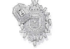 2014 Grand Prix de l'Horlogerie de Geneve - The Harry Winston Ultimate Emerald Signature