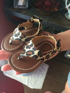 Cute baby sandals #Kidsandals