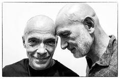 Holger Sà ( 1968-) - Pierre et Gilles - Paris, 2017