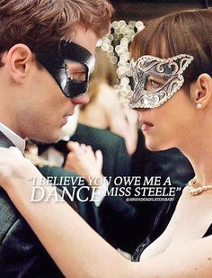 Masquerade | Fifty Shades Darker Movie | Fanmade edit