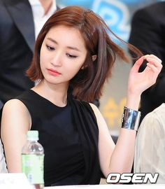 [사진]고준희,'머리