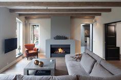Contemporary Fireplace Designs, Contemporary Bedroom, Modern Fireplaces, Contemporary Garden, Contemporary Design, Contemporary Building, Kitchen Contemporary, Contemporary Wallpaper, Contemporary Chandelier