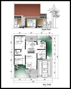 Dalam pembagunan rumah DENAH merupakan tahap awal untuk menentukan tata letak ruang suatu rumah. Dibawah ini akan kami berikan beberapa gambar denah rumah 3 kamar tidur yang mungkin bisa anda jadikan referensi dan ide dalam membangun rumah dengan rencana yang matang, sesuai dengan tahapan dan waktu dan tata letak yang sesuai dengan denah, maka dari itu mari kita lihat dibawah ini denah rumah minimalis sederhana.  http://spacehistories.com/17-denah-rumah-minimalis-dengan-3-kamar-tidur-modern/