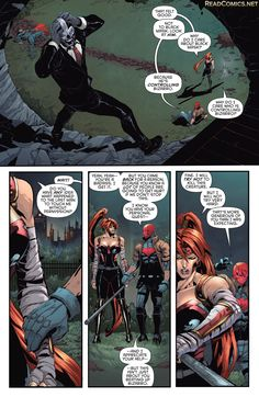 Red Hood and the Outlaws (2016) 5 Page 13