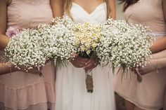 Simple yet chic bouquets captured by Pawel Bebenca Photography | onefabday.com