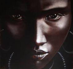 "Saatchi Art Artist Philippe Vignal; Painting, ""REGARD"" #art"