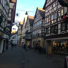 Germany during Christmas. Simply lovely!