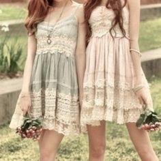 Sweet Summer Dresses fashion girly sweet pretty summer fashion summer dress short dress