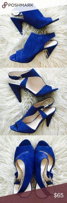 I just added this listing on Poshmark: Nine West Suede Heels. #shopmycloset #poshmark #fashion #shopping #style #forsale #Nine West #Shoes