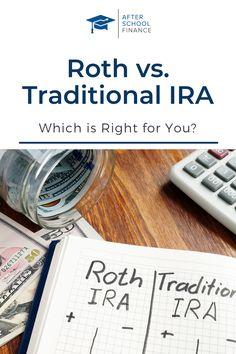 Investing In Stocks, Investing Money, Stock Investing, Preparing For Retirement, Retirement Planning, Roth Vs Traditional Ira, Ira Investment, Corporate Bonds, Roth Ira
