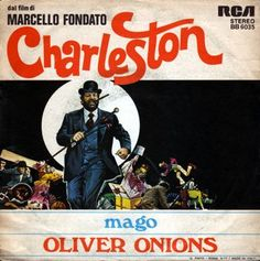 LP7 - Oliver Onions - Mago / Road to Hell - Bud Spencer / Terence Hill - Datenbank