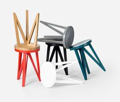Faber by LOEHR | JL1 Stool | JL2 Side table | JL3 Bistro ..
