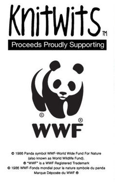 Knitwits WWF® Animal Hat proceeds directly support the WWF® and its activities globally.