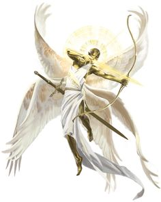 High Fantasy, Dark Fantasy Art, Fantasy World, Mythological Creatures, Fantasy Creatures, Angel Theme, Angel Artwork, Angel Warrior, Angel And Devil