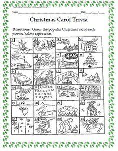 Printable Christmas Trivia Questions Answers | ... quiz for kids imprentas de granada christmas ...