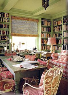 Cottage ♥ Library