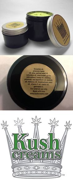 Other Natural Remedies: Kush Creams Organic Permafrost -Emu Oil And Key Essential Oils 4 Oz - Otc Strength -> BUY IT NOW ONLY: $60.0 on eBay!