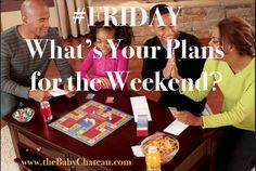 Happy #friday #FridayFlight from the team at http://www.theBabyChateau.com  What are your plans this weekend?