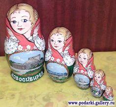Gallery.ru / Фото #5 - Авторские изделия с Новосибирской символикой - podarki