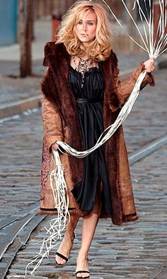 Say what you want about Sarah Jessica Parker, I think she's a fashion goddess!