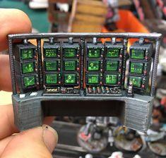 Sci-Fi Terrain Crate Heap set 2 2