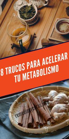 8 trucos para acelerar tu metabolismo - REMEDIOS Y CURAS Stuffed Mushrooms, Vegetables, Breakfast, Food, Natural, Loosing Weight, Strength Training, Stuff Mushrooms, Morning Coffee