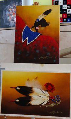 Fancy Dancer Art World, Fashion Art, Nativity, Buffalo, Native American, Dancer, Earth, Education, Painting