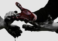 Macbeth (Bloody Hands II) by John Linford. Jhin The Virtuoso, Shakespeare, Half Elf, Kaz Brekker, A Darker Shade Of Magic, Maleficarum, Six Of Crows, Death Knight, The Secret History