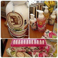 Neue tolle Sachen eingetroffen von #micheldesignworks. Perfekt für Ostern! #WisteriasRoom #potsdam #berlin #shoplocal #british #light #living #accessory #decoration #interiordesign #candle #gifts #instahome #fashion #towel #pillow #design #creative #shabbyhomes #vintagestyle