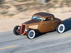 1934 Ford Hiboy Coupe