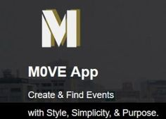 This smartphone app sits atop an 'Events Network' consisting of an Online community & a marketplace that helps create & experience events by bridging the gap between event goers & creators.