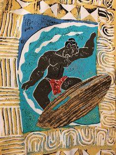 Kahala AVI Collection Hawaiian Aloha Friday Rayon Shirt Mens L SS Surfing  USA #Kahala #Hawaiian