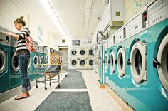 Resultado de imagen de laundromat
