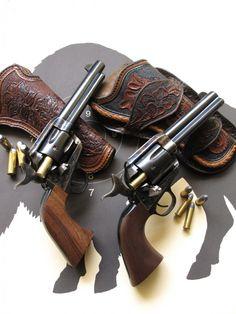 Revolvers Chaparral 1873 Single Action / calibres .45 Long Colt & .357 Magnum