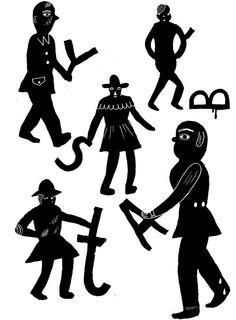 Lettermen via Camilla Engman