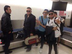 Llegando a Miami