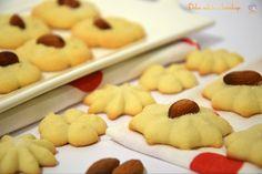 Pasta frolla montata, biscotti