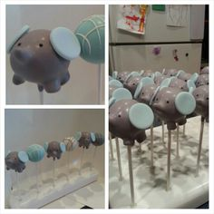 The cutest little elephants I have ever made