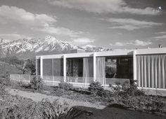 John Sudgen   Roberta Sudgen House   Utah, USA   1955