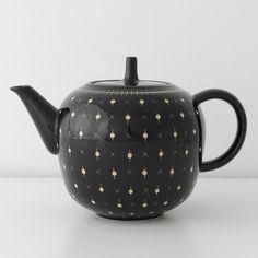 tea pot Teapots Unique, Vintage Teapots, Tea Cup Saucer, Tea Cups, Teapot Cookies, Teapots And Cups, Tea Art, Ceramic Teapots, Tea Service